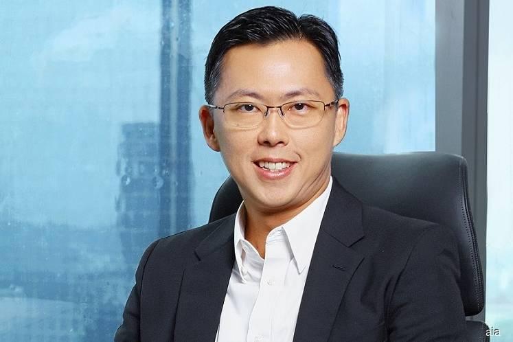 友邦保险委任Ben Ng为新CEO
